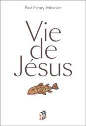 Vie de Jésus - Couverture - Format classique
