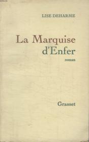 La Marquise D'Enfer - Couverture - Format classique