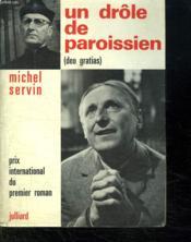 Deo Gratias. Un Drole De Paroissien. - Couverture - Format classique