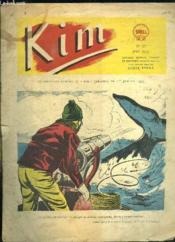 Kim N° 32. Juin 1955. - Couverture - Format classique