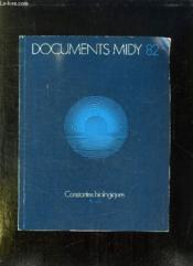 Documents Midy 82. Constantes Biologiques Tome 2. - Couverture - Format classique