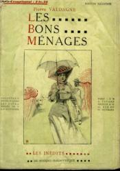 Les Bons Menages. Collection Modern Bibliotheque. - Couverture - Format classique