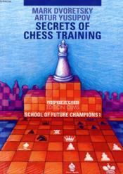 Secrets Of Chess Training - Couverture - Format classique