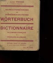 Dictionnaire Allemand-Francais Et Francais- Allemand - Couverture - Format classique