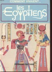 Les Eyptiens - Couverture - Format classique