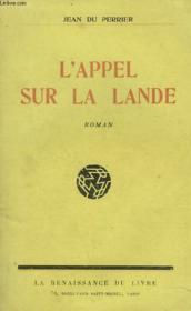L'Appel Sur La Lande - Couverture - Format classique