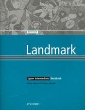 Landmark upper intermediate exercices avec cle - Intérieur - Format classique