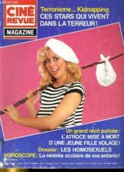 Cine Revue - Magazine - 60e Annee - N° 7 - La Lagune Bleue - Couverture - Format classique