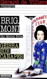 Brigade mondaine Vauvenargues t.193 ; geisha sur canapé - Couverture - Format classique