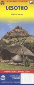 Lesotho - Couverture - Format classique