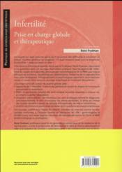 Infertilite Prise En Charge Globale Et Therapeutique Frydman