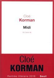 Midi - Couverture - Format classique