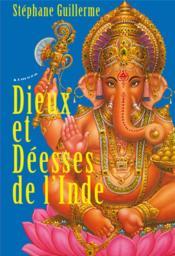 Dieux et déesses de l'Inde - Couverture - Format classique