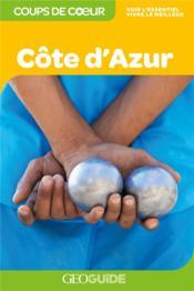 GEOguide coups de coeur ; Côte d'Azur (édition 2020) - Couverture - Format classique