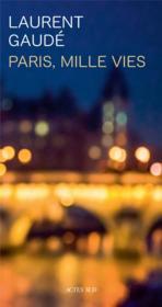 Paris, mille vies - Couverture - Format classique