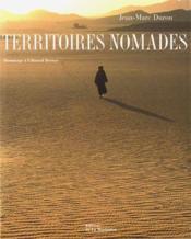 Territoires nomades - Couverture - Format classique