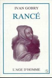 Rance - Couverture - Format classique