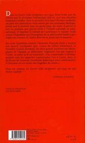 La guerre civile européenne : 1917-1945 ; bolchévisme et national-socialisme - 4ème de couverture - Format classique