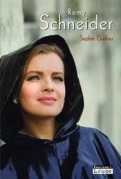Romy Schneider - Couverture - Format classique