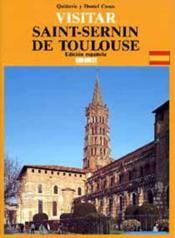 Visitar saint-sernin de toulouse - Couverture - Format classique