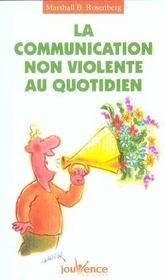 La communication non-violente au quotidien - Intérieur - Format classique