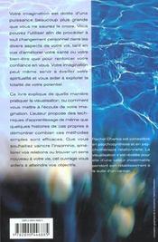 Les pouvoirs de la visualisation - 4ème de couverture - Format classique