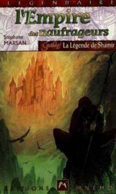 Guildes La Legende De Shamir 3 - Empire Des Naufrageurs - Couverture - Format classique