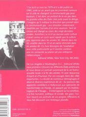 Les Etats Du Desir ; Voyages En Gay Amerique - 4ème de couverture - Format classique