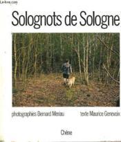 Solognots de Sologne - Couverture - Format classique