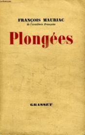 Plongees. - Couverture - Format classique