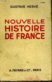 Nouvelle Histoire De France. - Couverture - Format classique