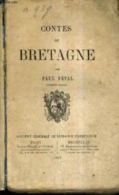 Conte De Bretagne /5e Edition. - Couverture - Format classique