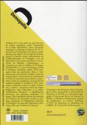 Contester en Espagne - 4ème de couverture - Format classique