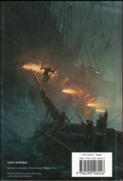 Les aventuriers de la mer, intégrale t.3 - 4ème de couverture - Format classique