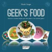 Geek's food - Couverture - Format classique