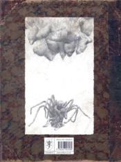 Cahier de croquis du Hobbit - 4ème de couverture - Format classique
