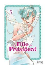 La fille du president t.1 - Intérieur - Format classique