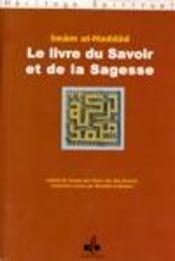 Livre Du Savoir Et De La Sagesse (Le) - Intérieur - Format classique