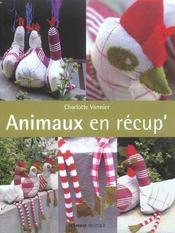 Animaux En Recup' - Intérieur - Format classique