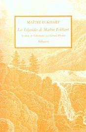 Legendes De Maitre Eckhart (Les) - Intérieur - Format classique