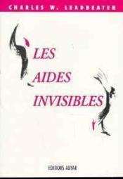 Les aides invisibles - Couverture - Format classique