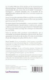 Saint Ex, La Fin Du Mystere - 4ème de couverture - Format classique
