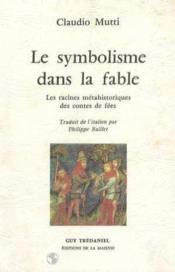 Symbolisme Dans La Fable - Couverture - Format classique
