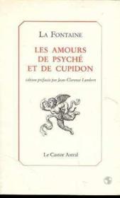 Les amours de Psyche et de Cupidon - Couverture - Format classique