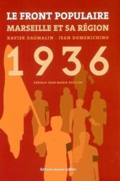 Front Populaire - 1936 - Couverture - Format classique