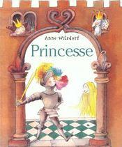 Princesse - Intérieur - Format classique