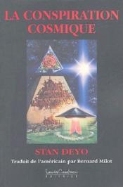 La conspiration cosmique - Couverture - Format classique