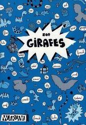 Les girafes n ont pas de rayures - Intérieur - Format classique