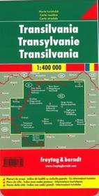 Transylvanie - 4ème de couverture - Format classique