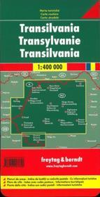 Transylvanie - Couverture - Format classique